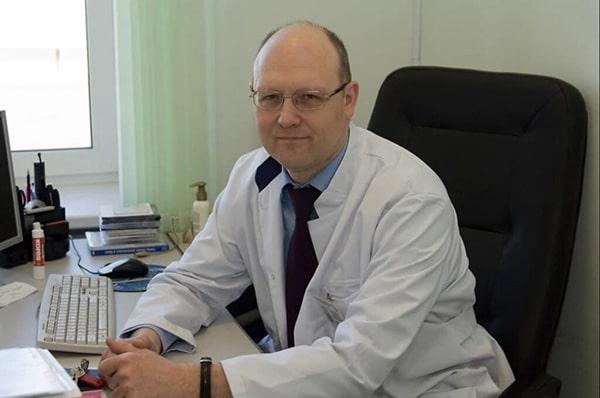 Хирург Шестаков А.Л.