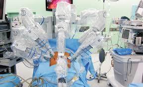 Робот-ассистированные вмешательства на желудке